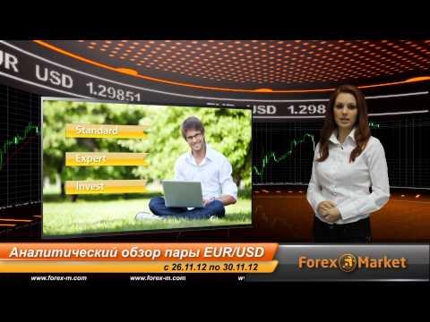 Прогнозы форекс eur usd